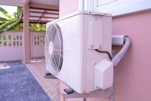donde colocar el aire acondicionado