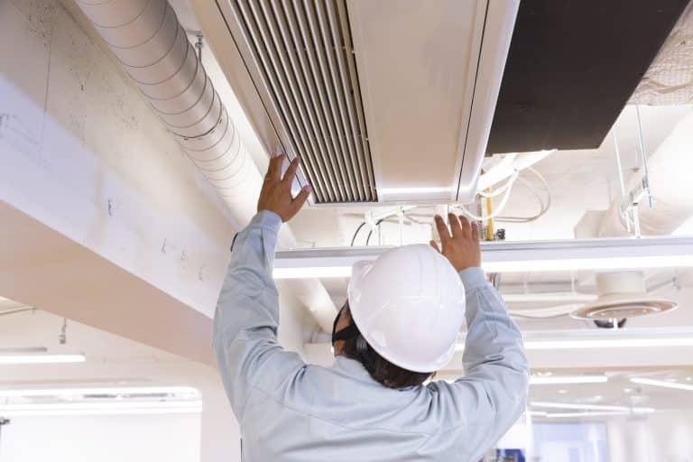 Cómo limpiar los conductos del aire acondicionado y ventilación