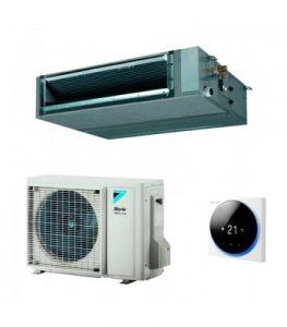aire acondicionado conductos daikin