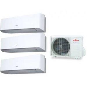 fujitsu 3x1 aire acondicionado